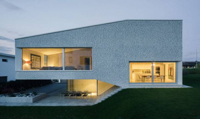 Split Level Swiss Homes House March District