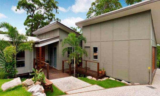 Split Level Two Storey Home Designs Sunshine Coast