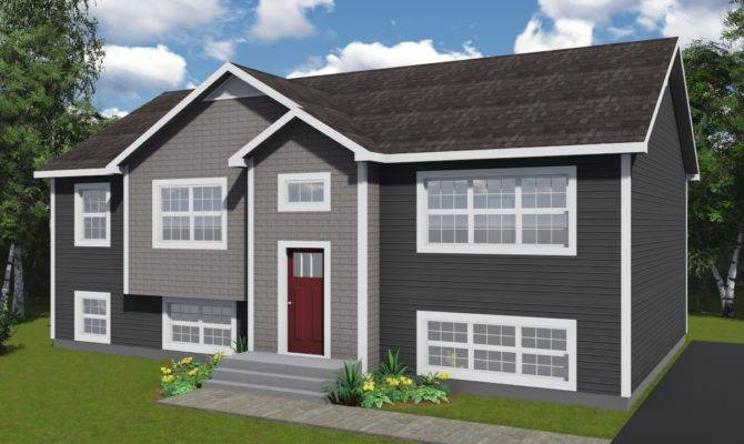 Split Scarborough Floor Plan Home