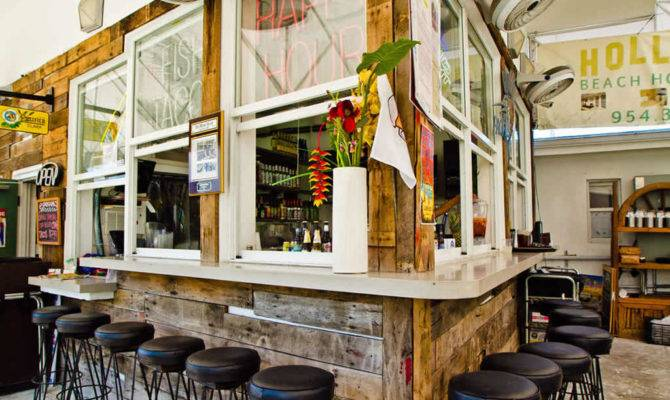 Sports Bar Hospitality Design Taco Beach Shack
