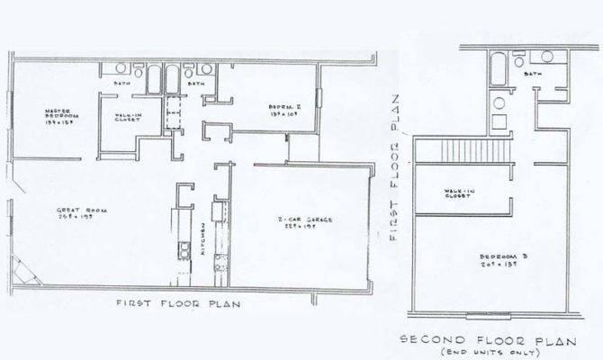 Spring Meadows Patio Homes Floor Plan