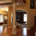Square Column Built Battaglia Homes Home Plans