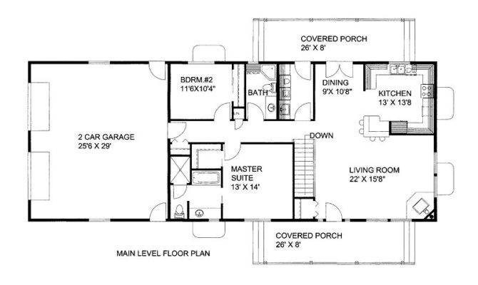 Square Feet Bedrooms Batrooms Levels House Plan