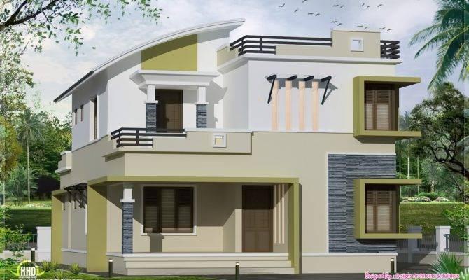 Square Feet Floor House Kerala Home Design