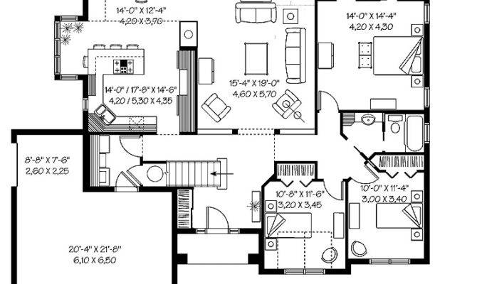 Square Feet House Plans