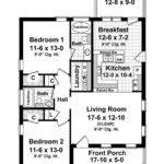 Square Feet House Plans