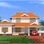 Square Feet Kerala Model House Home Design Floor Plans Car