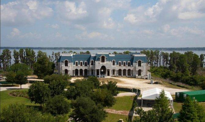 Square Feet Versailles Largest Private Home America