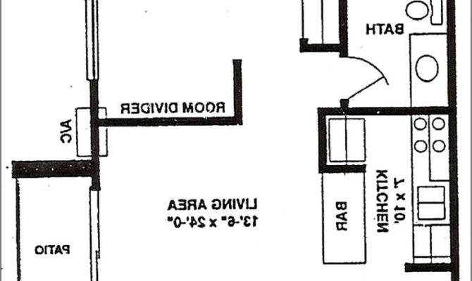 Square Foot Apartment Layout Home