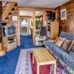 Square Foot Floating House Washington Lake Union