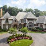 Square Foot French Country Mansion Bethesda Homes