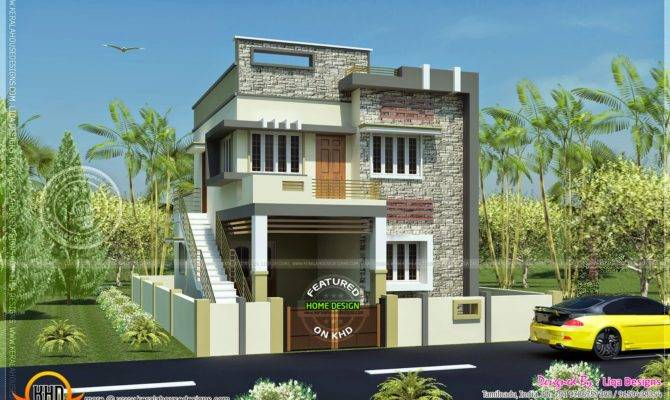 Square Foot House Design Home Style