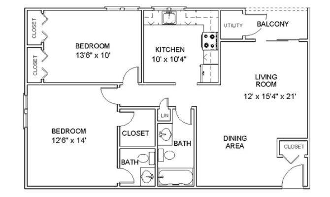 Square Foot House Layout Home Deco Plans