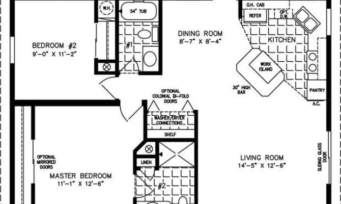 Square Foot House Plans Bedroom Lovely