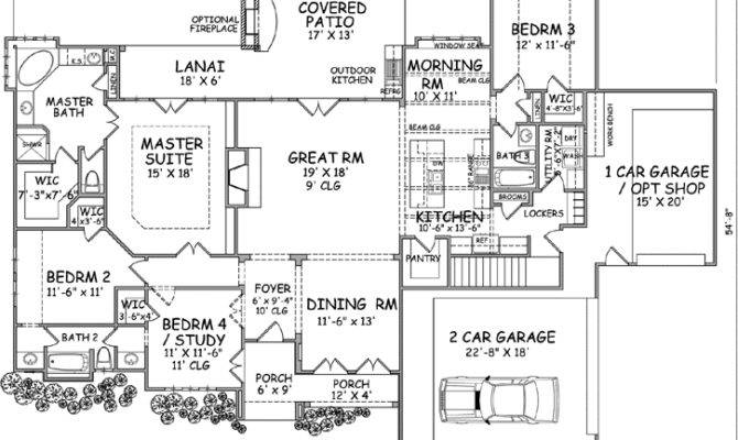 Square Foot House Plans