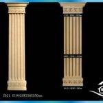 Square Pillar Designs Pixshark