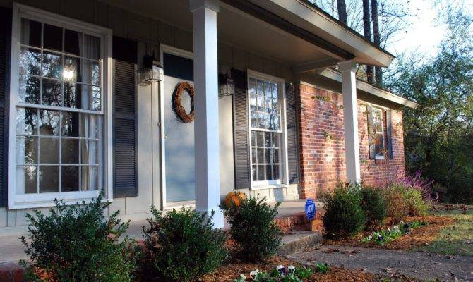 Square Porch Columns Ideas