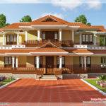 Square Yard Super Luxury Bedroom Keral Model Home Design