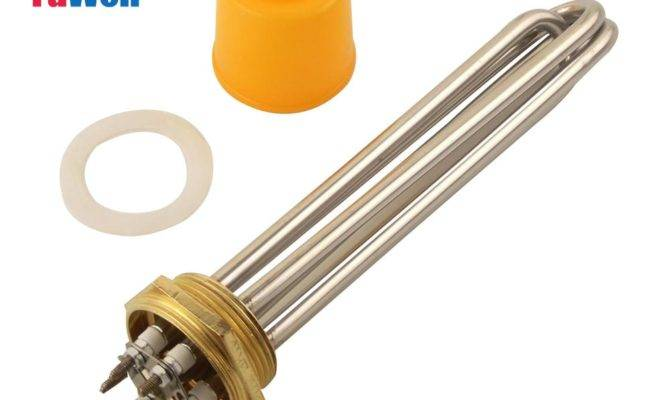 Stainless Steel Inch Copper Head Heating Tube