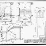 Stair Plans First Floor Second Section Bulkhead