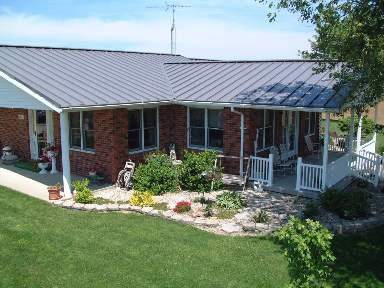 Standing Seam Roof Isn Quite Would Like