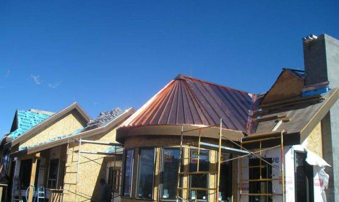 Standing Seam Roof Metal Cedar Shingles English Thatch