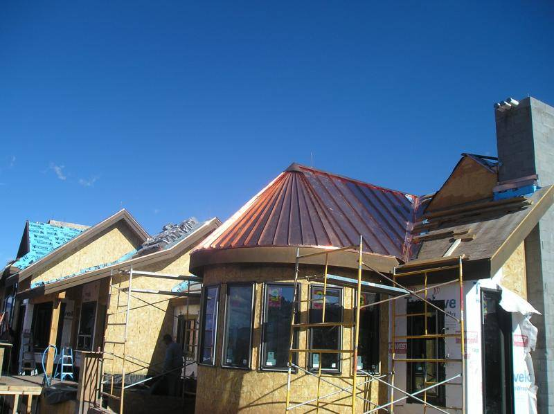 Standing Seam Roof Metal Cedar Shingles English Thatch
