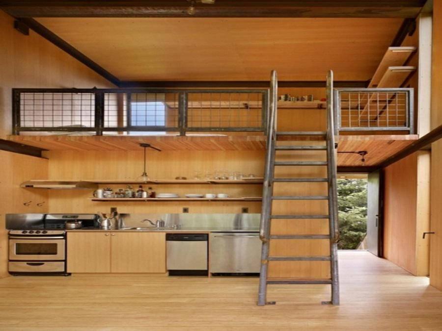 Start Considering Small Loft Cabin Plans Cape Atlantic Decor