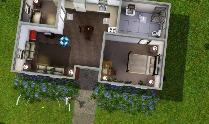 Starter Homes Sims Sim Realty