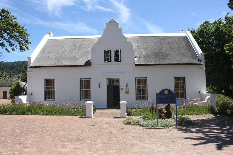 Stay Cape Dutch House South Africa Travel
