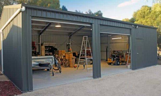Steel Garage Kits Prices Estimates