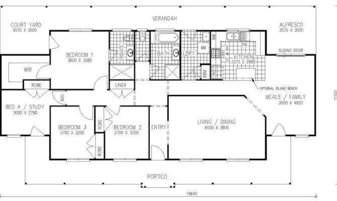 Steel Homes Floor Plans Home
