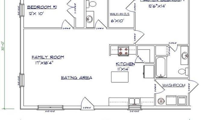 Steel Homes Texas Barn Barndominium Floor Plans House