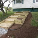 Steps Planter Boxes Fine Homebuilding