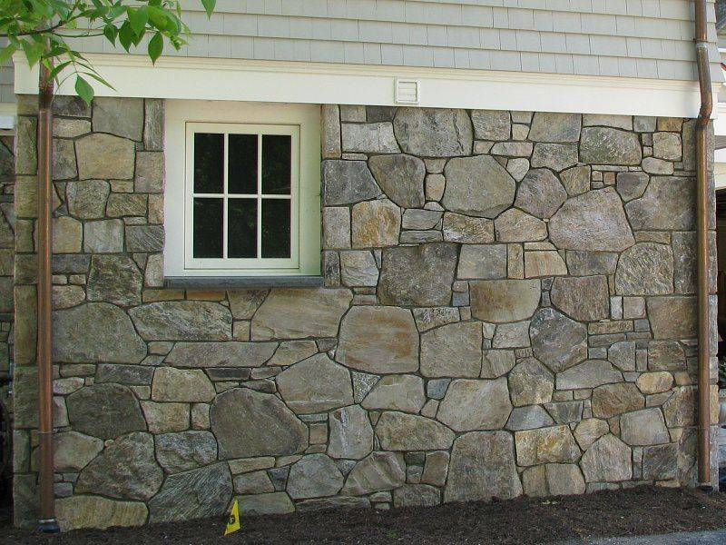 Stone Siding Homes Stoneyard Historic New England