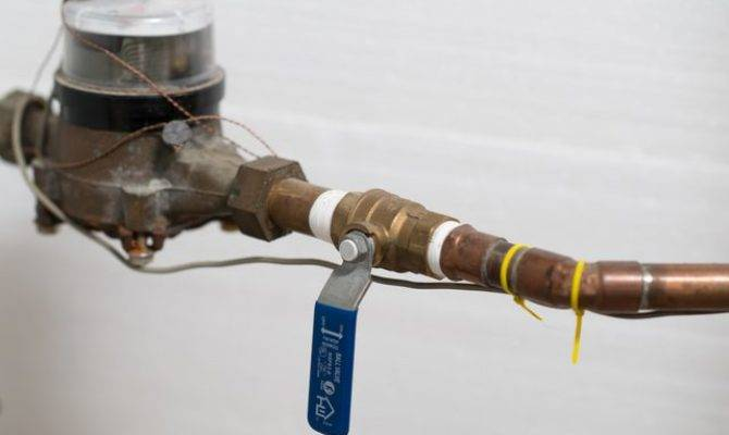 Stop Water Pipes Making Noise
