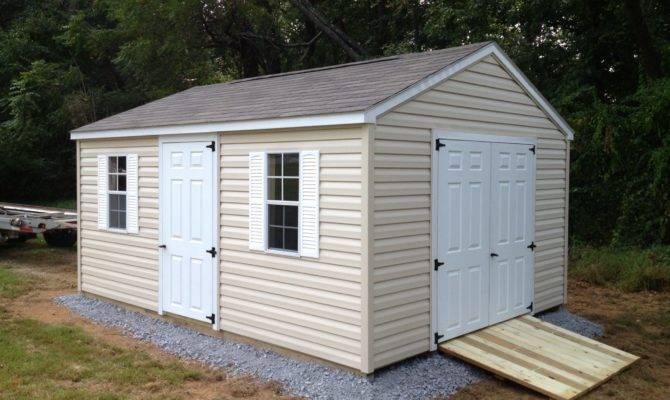 Storage Shed Delivered Frederick Maryland Outdoor Sheds