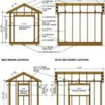 Storage Shed Plans Blueprints