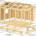 Storage Shed Plans Lean