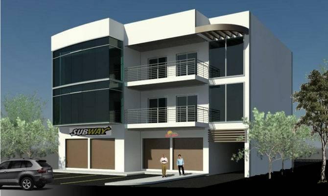 Storey Commercial Building Joy Studio Design Best Home