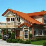 Storey House Plan Balcony Pinoy Plans