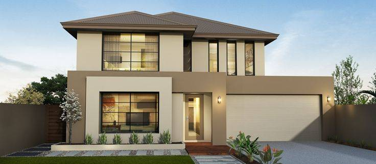 Storey Perth Home Design House Plans Pinterest