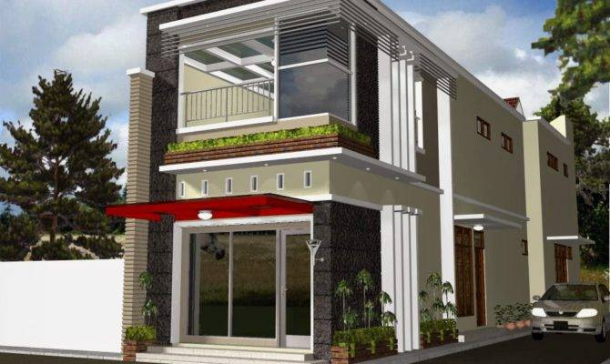 Storey Shophouse Design Nyoke House