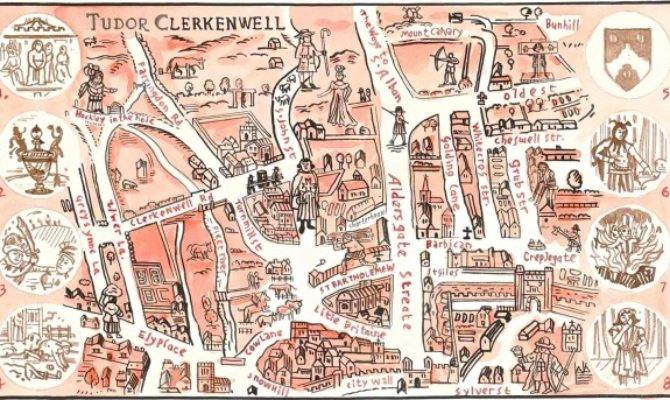 Stories Clerkenwell Old New