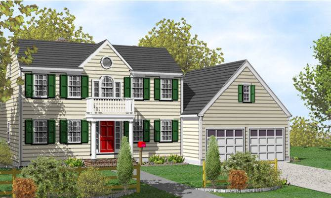 Story Colonial House Plans Home Planning Ideas