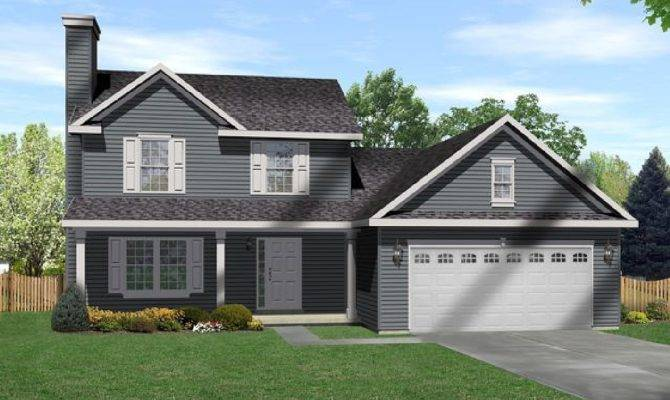 Story Country Living Architectural Designs