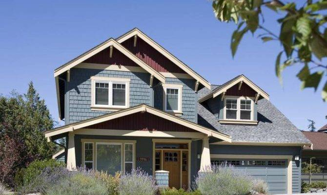 Story Craftsman Style Home Misc House Stuff Pinterest