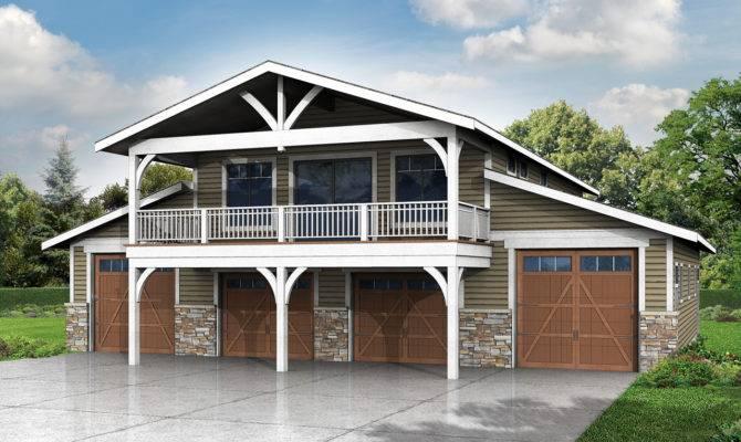 Story Garage Apartments Plans