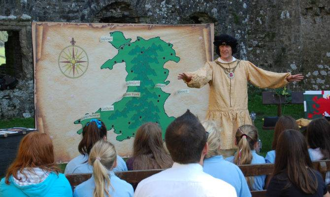 Story Henry Tudor Brought Life Carew Castle