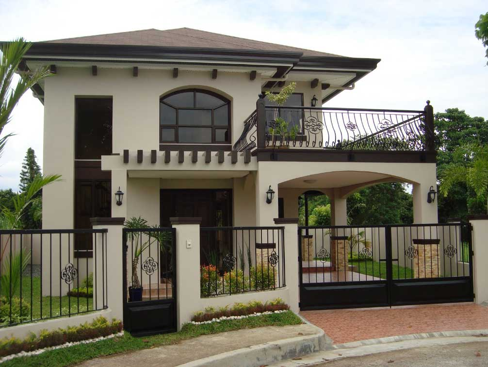 Story House Plans Balcony Ideas Home Design